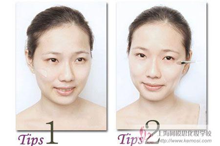 怎么化裸妆?柯模思教你韩式裸妆化妆步骤,超详细
