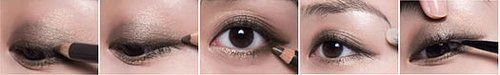 怎么画好烟熏妆?画好眼妆是关键