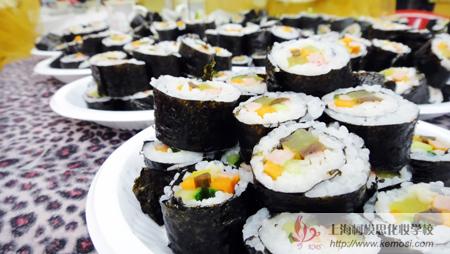 柯模思韩国文化体验周 尽享韩国紫菜饭香
