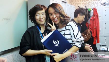 柯模思2011年05届毕业典礼