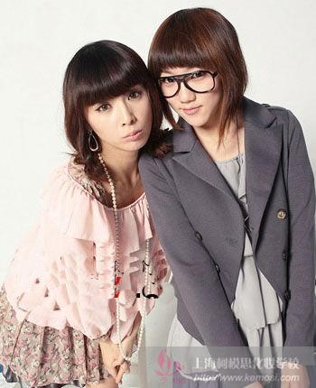 韩式甜美发型有木有!各类韩式发型助你打造乖乖女