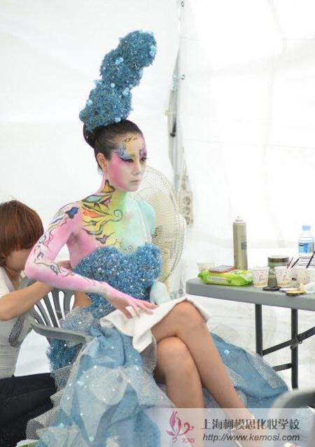 2011国际人体彩绘节