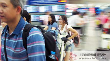 2011国际人体彩绘节中国选手李铭文