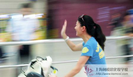 2011世界人体彩绘大赛中国选手何晓伟