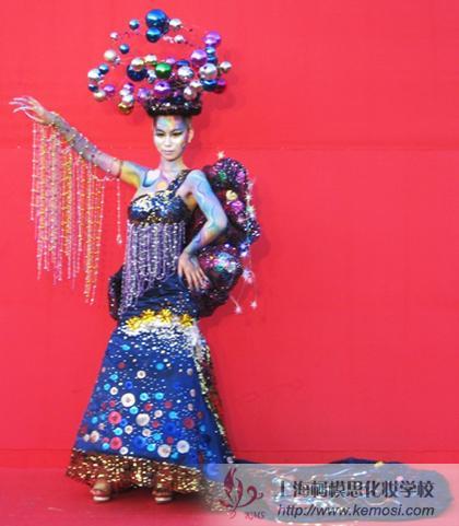 中国选手李尔雅的作品