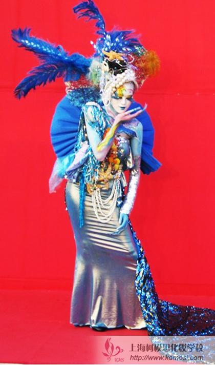 中国选手何晓伟的作品