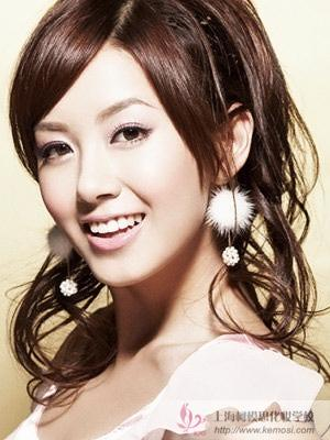 约会怎么化妆? 教你清新时尚约会韩式自然妆的画法