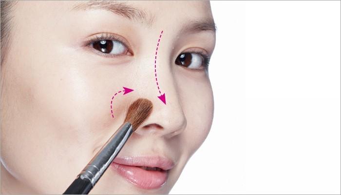 上海化妆学校四个步骤帮你解决这个问题