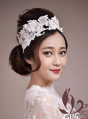 经典造型的高端创意课程、上海化妆学校柯模思为培养具有高端化妆