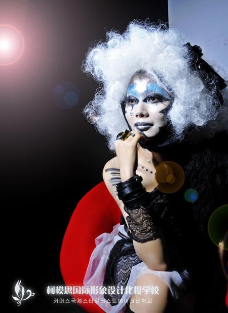 恐怖小丑面具_恐怖小丑面具图片_小丑面具_恐怖小